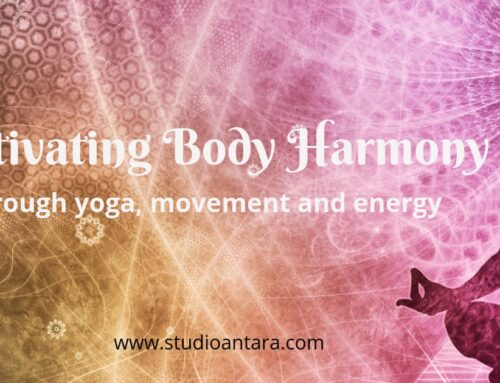 Activating Body Harmony – a new way to heal!