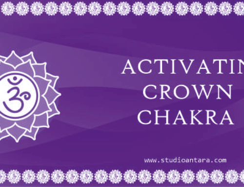 Activating Body Harmony – Part 7 of 7 (Activating Crown Chakra)