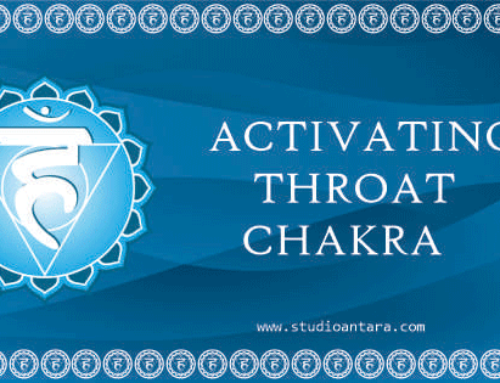 Activating Body Harmony – Part 5 of 7 (Activating Throat Chakra)